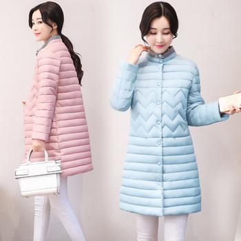 Μοντέρνο γυναικείο μπουφάν για το φθινόπωρο και το χειμώνα