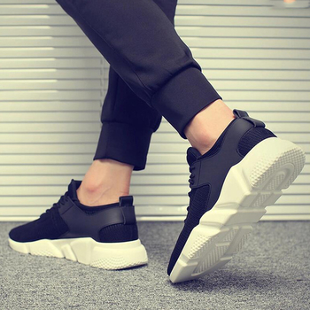 Много удобни мъжки обувки с мека подметка - 3 цвята