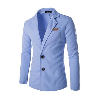 Плътно мъжко сако в три цвята