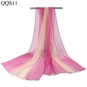 Елегантен и много стилен дамски шал,най-различни цветове