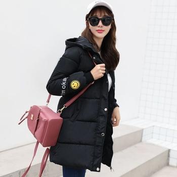 Спортно-елегантно дамско яке в семпъл модел с качулка