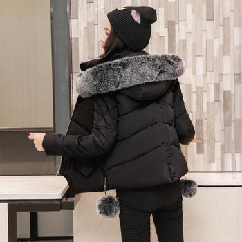Πολύ κομψό γυναικείο μπουφάν με κουκούλα  σε διάφορα χρώματα