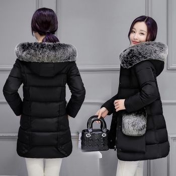 Κομψό γυναικείο μπουφάν με κουκούλα και τσέπες