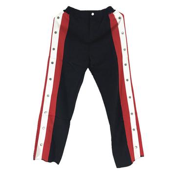 Актуален есенен дамски панталон в свободен стил