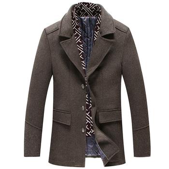 3b56a5d25fe badu.gr - Καθημερινό ανδρικό χειμωνιάτικο παλτό κατάλληλο για κάθε περίσταση