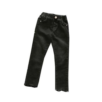 619f956b2b2 Κομψά παιδικά τζιν για κορίτσια σε μπλε και μαύρο χρώμα - Badu.gr Ο ...