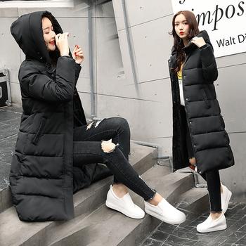 Γυναικείο μακρύ μπουφάν με κουκούλα , διάφορα μοντέλα