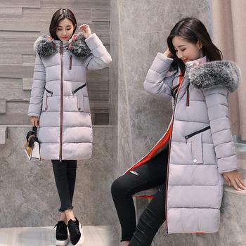 Зимно яке с мек пух и качулка в четири различни цвята