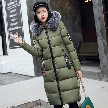 Γυναικείο μπουφάν με κουκούλα για το χειμώνα, 6 χρώματα