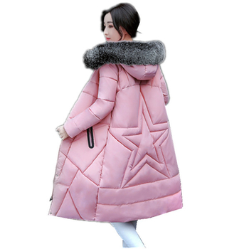 Γυναικείο χειμωνιάτικο μπουφάν με πολύ ζεστό γέμισμα