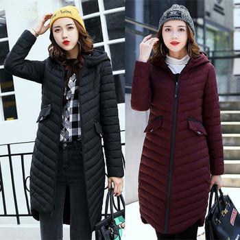 Γυναικείο μπουφάν με κουκούλα και διακοσμητικές τσέπες - 5 χρώματα