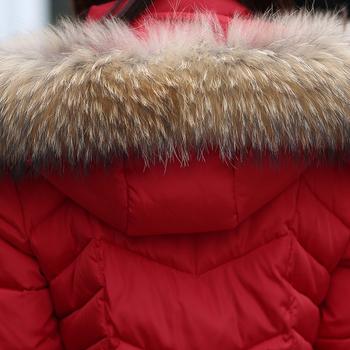 Дамска зимна грейка с мек пух по яката,няколко модела