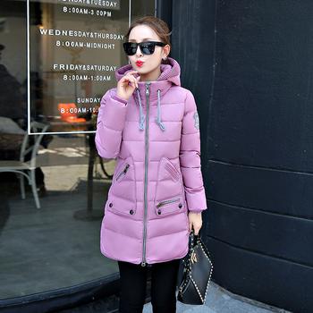 Γυναικείο μπουφάν με κουκούλα  και μεγάλες πρακτικές τσέπες