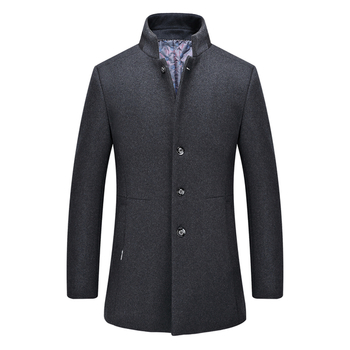 Μοναδικό πολύ ζεστό ανδρικό κλασικό παλτό, 3 μοντέλα