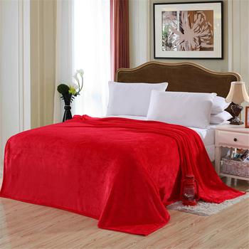 Леко плюшено одеяло в много цветове и размери