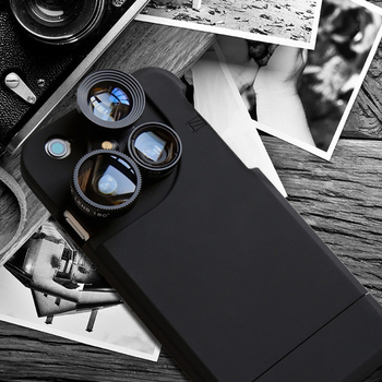 Страхотни фотографски кейсове за Iphone 6/7plus с удобни обективи