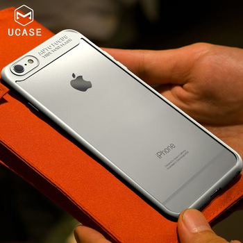 Стилен защитен бъмпер за Iphone 6/6s6splus