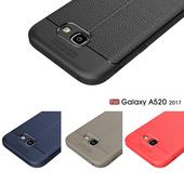Много стилен кейс за Samsung A5 2017 с покритие от еко кожа