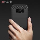 Карбонов стилен кейс за новия модел на Самсунг - Galaxy S8