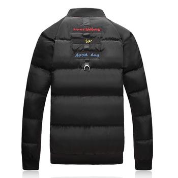 Χειμερινό ανδικό μπουφάν σε 3 χρώματα