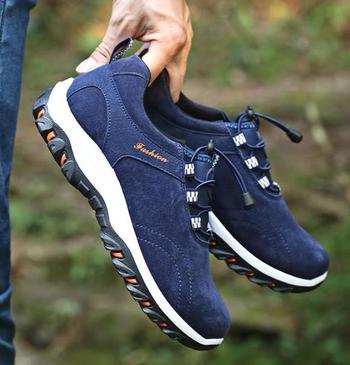Мъжки есенно-зимни туристически обувки - 4 цвята