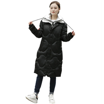 Χειμωνιάτικο μπουφάν Unisex με ζεστή γέμιση και πρακτική κουκούλα