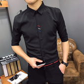 Много изискана мъжка риза в два цвята