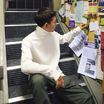 Мъжки ежедневен пуловер поло в четири цвята