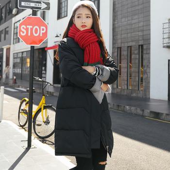 Κομψό μακρύ χειμωνιάτικο σακάκι σε διάφορα χρώματα